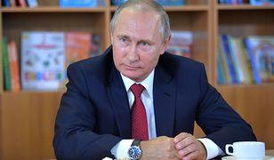 Władimir Putin nie przepuszcza okazji na konną przejażdżkę