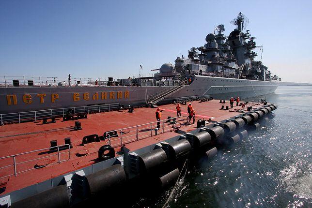 Atomowe okręty Rosji na Bałtyku. Gen. Roman Polko: a my jesteśmy bezbronni