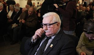 Chciał rady od Wałęsy. Kontrowersyjna wizyta