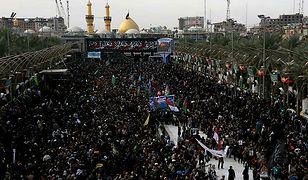 W Iraku wybuchł samochód pułapka. W zamachu zginęło ok. 100 osób
