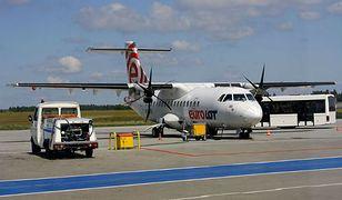 Lotnisko w Poznaniu zamknięte. Rano odleciały ostatnie samoloty