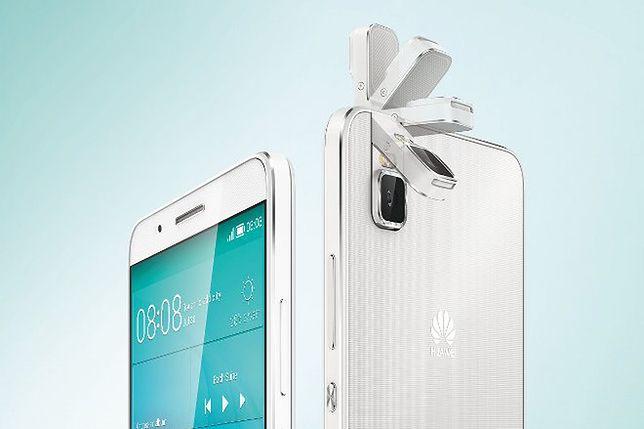Huawei ShotX - smartfon z obrotowym obiektywem