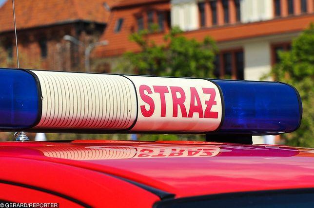 Gdańsk-Wrzeszcz. Wyciek gazu przy ul. Białej, konieczna była ewakuacja mieszkańców