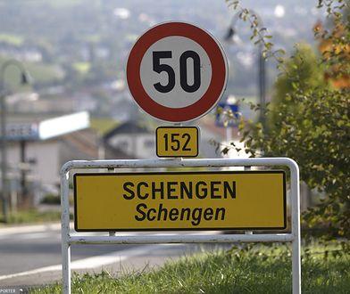 Strefa Schengen powstała w 1995 roku