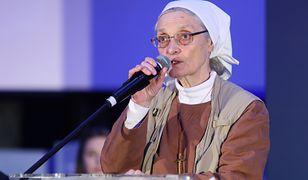 """Siostra Małgorzata Chmielewska uważa, że film Sekielskiego """"Tylko nie mów nikomu"""" może osłabić zaufanie do Kościoła"""