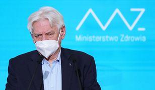 Wariant Delta zaatakuje? Profesor Horban mówi o sytuacji w Polsce