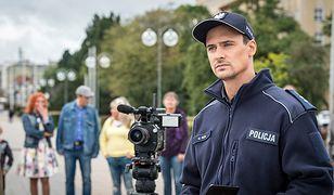 Aktor wcielił się w rolę policjanta szukającego miłości