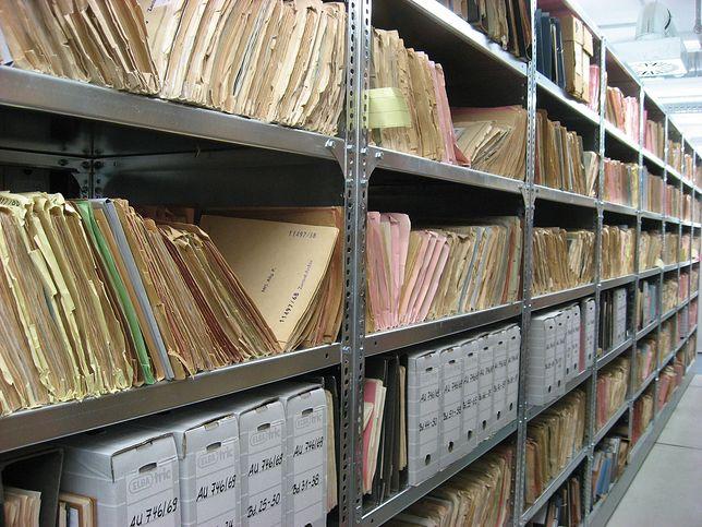 Długość akt pracowniczych zgromadzonych w archiwuym to już ponad 30 km.