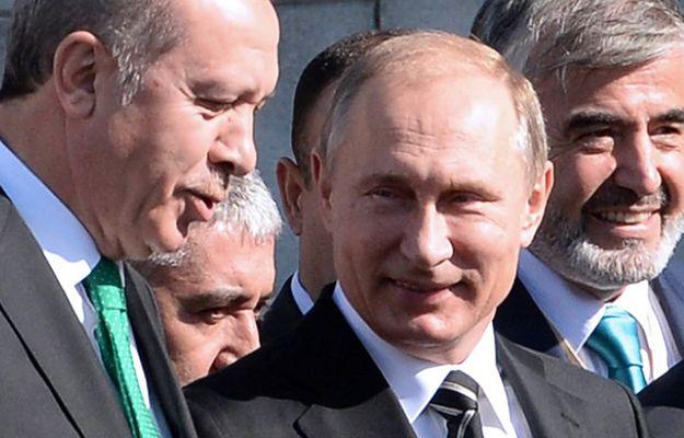 """Recep Tayyip Erdogan: oczekuję otwarcia """"nowego rozdziału"""" w relacjach z Rosją"""