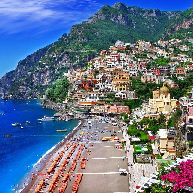 Perły Wybrzeża Amalfitańskiego