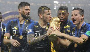 Francja pokonała Chorwację w finale Mistrzostw Świata w piłce nożnej w Rosji