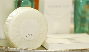 Zużyte mydła hotelowe – nie zawsze trafiają do kosza