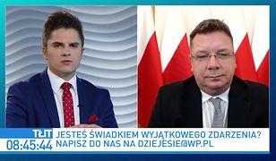 """Michał Wójcik chwali Zbigniewa Ziobrę. """"Najlepszy minister od czasów Lecha Kaczyńskiego"""""""