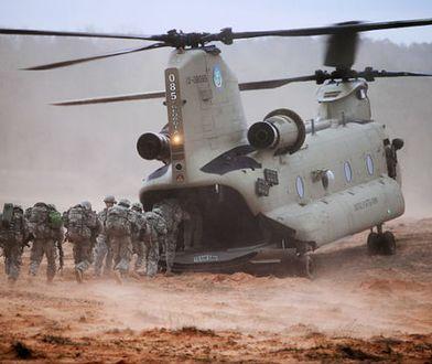 Macierewicz: rozważanych jest kilka lokalizacji amerykańskich sił w Polsce