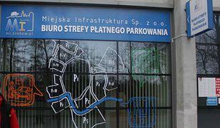 Nowe biuro Strefy Płatnego Parkowania w Krakowie