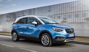 Opel Crossland X z instalacją gazową jest o 5000 zł droższy