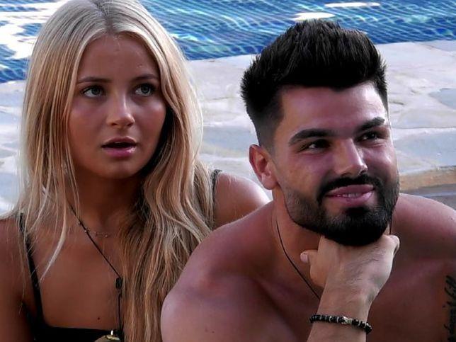 """Paweł i Monika dali się ponieść uczuciu w """"Love Island"""""""