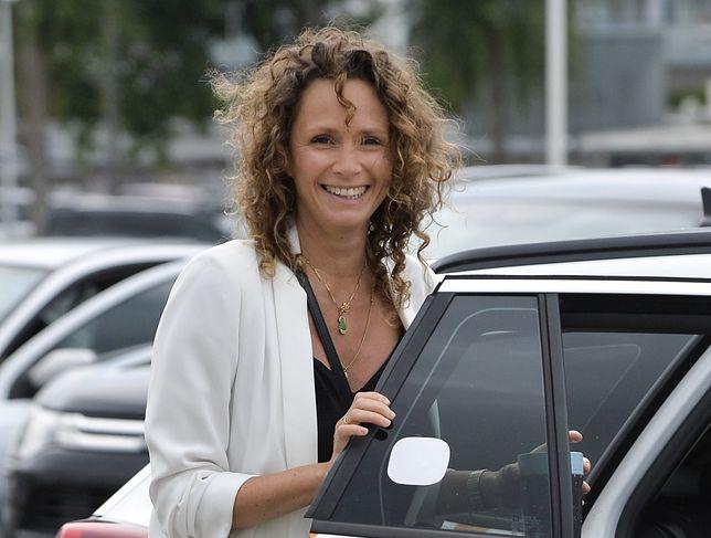 Monika Mrozowska skończy w tym roku 41 lat