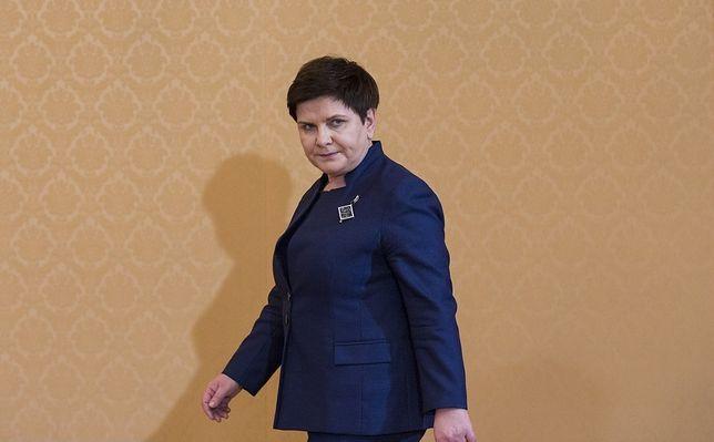 Emerytury mają być wyższe - zapowiada Beata Szydło.