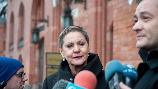 """Przyjaciółka Adamowicz: """"Magda potrzebuje dziś ciszy i spokoju, a nie dyskusji o politycznych planach"""""""