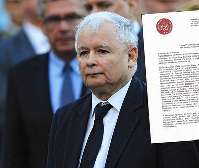 """Związkowcy napisali skargę do Jarosława Kaczyńskiego. Chodzi o """"śmieciówki"""" w TVP"""