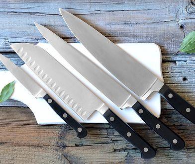 Dla prawdziwego szefa. Wszystkie noże, których potrzebujesz w kuchni