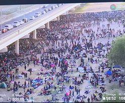 8 tysięcy uchodźców na granicy. Sytuacja wymyka się spod kontroli