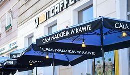Najbardziej znany jest z Green Cafe Nero, ale najwięcej dumy daje mu zupełnie inny biznes