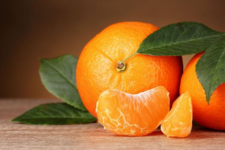Domowe lody mandarynkowo-marchewkowe