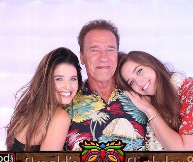 Katherine i Christina Schwarzenegger - Córki Arnolda to prawdziwe ślicznotki!