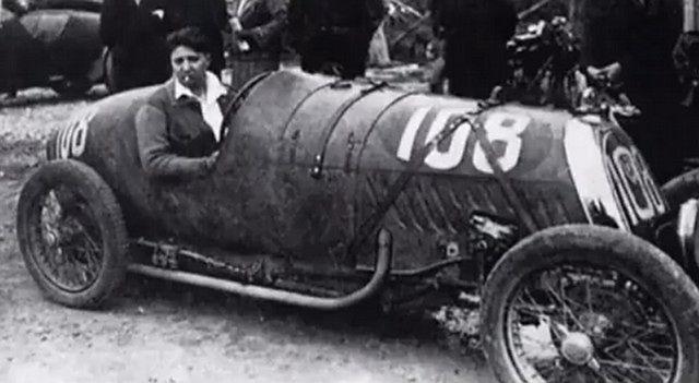 Violette Morris: motoryzacyjna pasja do szaleństwa