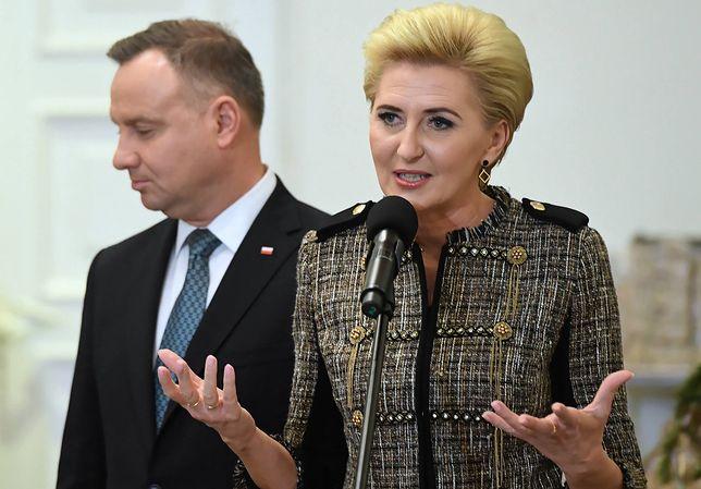 Jest odpowiedź z Kancelarii Prezydenta na list żony Władysława Kosiniaka-Kamysza do Agaty Kornhauser-Dudy