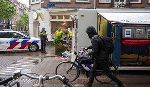 Holandia. Atak nożownika w Amsterdamie. Są ofiary