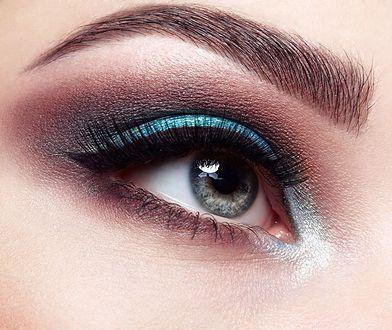 Perfekcyjny makijaż oczu może zdobić i korygować nasze oczy.