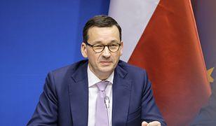 Białoruś. Premier Mateusz Morawiecki chce zwołać pilny szczyt państw UE (zdj. arch.)