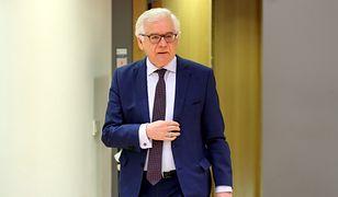 Wybory na Białorusi. Jacek Czaputowicz o oczekiwaniach wobec władz