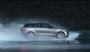 Range Rover Velar (2017) - SUV w stylu coupé po raz pierwszy u legendarnej marki