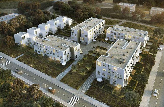 """Mieszkanie+ nie dla klasy średniej. Modelowy projekt ocenzurowano z """"domków dla bogatych"""""""
