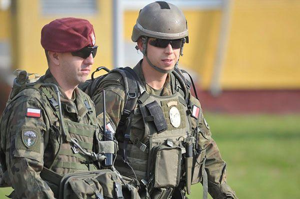 Duże ćwiczenia wojskowe w obwodzie lwowskim. Są także żołnierze z Polski