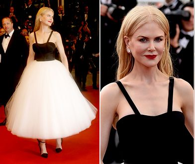 LOOK OF THE DAY: Nicole Kidman w sukni Calvin Klein