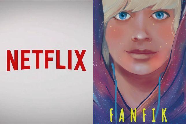 """Netflix zekranizuje powieść """"Fanfik"""""""