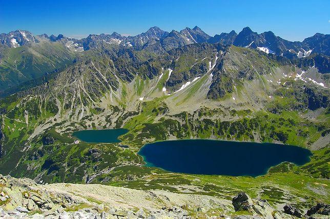 Najpiękniejsze trasy w polskich górach - Orla Perć