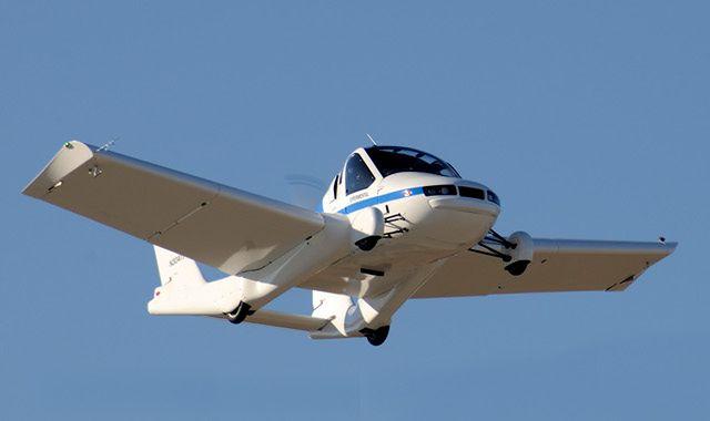 Terrafugia Transition: samolot na każdą drogę