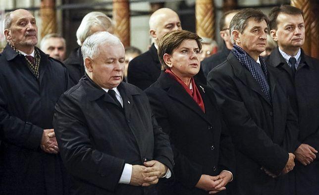 O. Wacław Oszajca: w postawie Kaczyńskiego nie ma chrześcijańskiego ducha