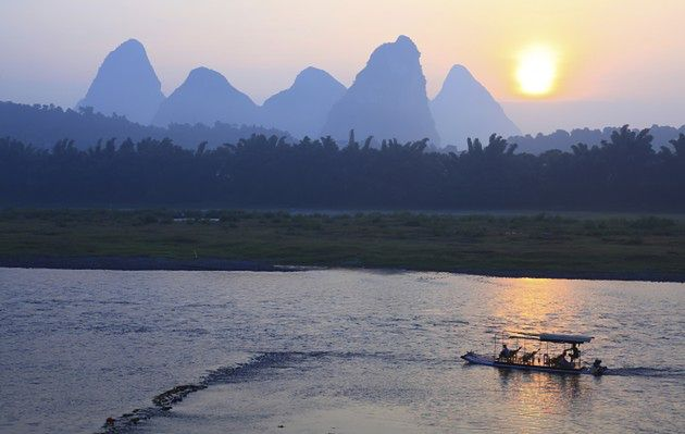 Guilin, Chiny