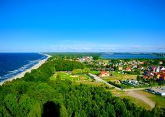 Niechorze - piękny zakątek Wybrzeża Rewalskiego