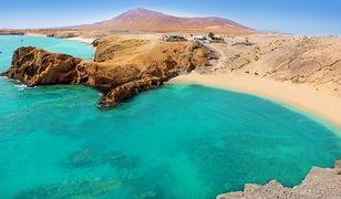 Lanzarote - urlop w wulkanicznej scenerii