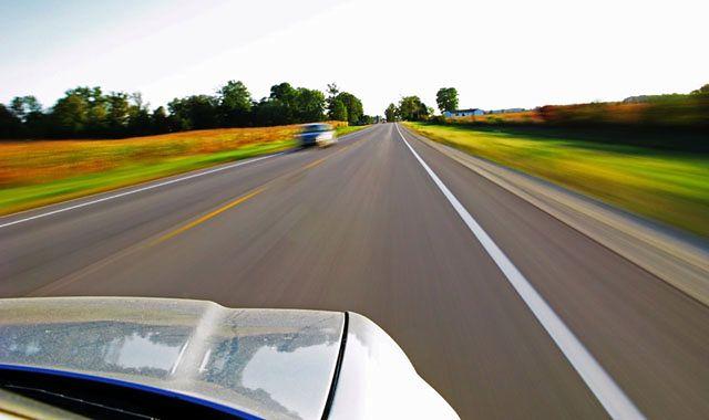 Polacy tolerują przekraczanie dozwolonej prędkości