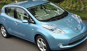 Ruszyła produkcja elektrycznego Nissana
