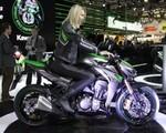 2014 Kawasaki Z1000 oficjalnie na targach EICMA